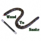 Wand to Snake by Tora